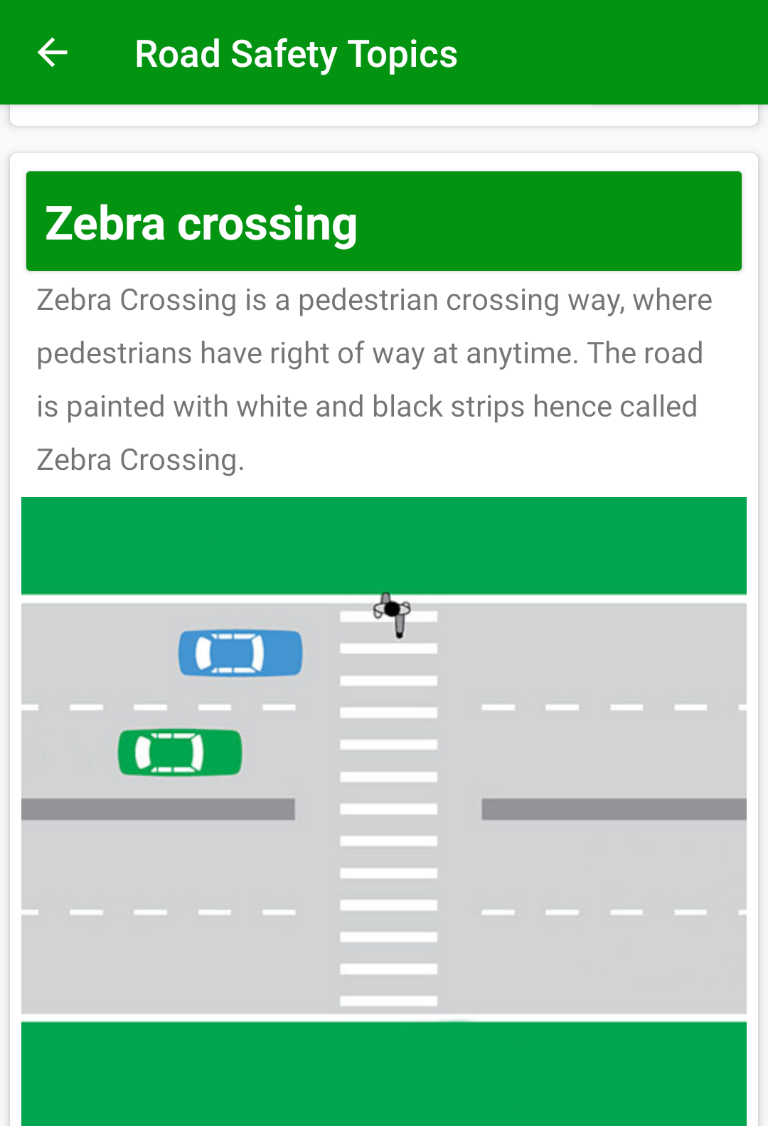 Download Free Road Safety Android APP
