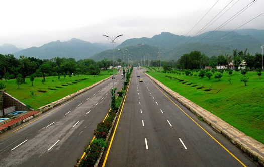 Beautiful Roads in Pakistan