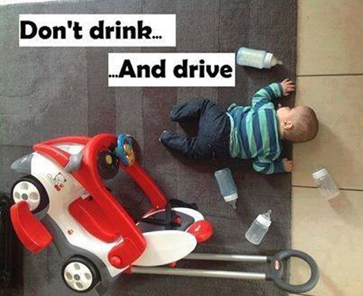 Dont't Drink and Drive