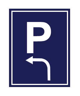 Parking Place Indicated