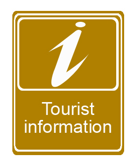Tourist information point