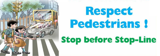 Respect Pedestrians