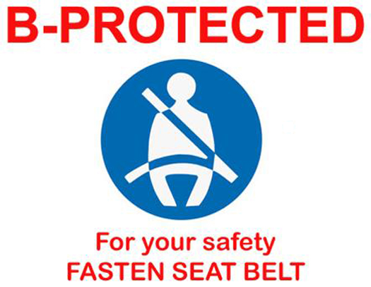 Always use seat belt